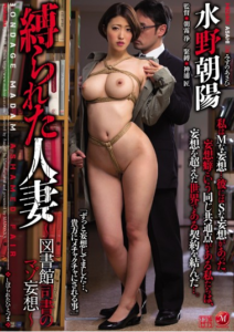 JUX-848 Masochist Delusion – Chaoyang Mizuno Bound Married Woman – Librarians