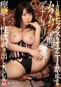 SNIS-628 1 Month Sex Also Masturbation Is Also Prohibited Adrenaline Explosion In Horny Fully Open!