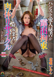 SORA-114 Pantyhose Mistress Secretary Is Flesh Recycling To Dismantlers Are Exposed Restraint Story Hanasaki Comfort